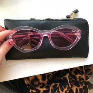 Quay Australia Accessories - Brand new pink sunglasses
